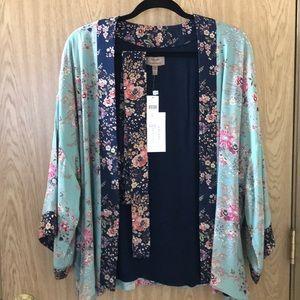 NWT Kachel Anthropologie Kimono